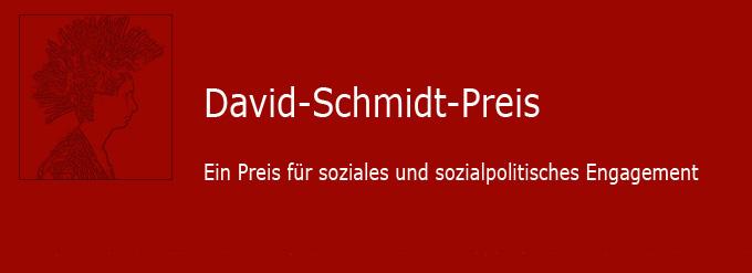 David-Schmidt Preis